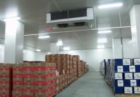 论食品冷库设计对食品安全的重要性
