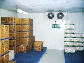 食品冷库的基本制冷工作原理